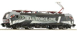 Vectron 193 623 Rail Force One